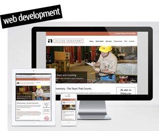 Allied Inventory Responsive Website
